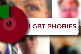 enquete homophobie en france LGBT phobies