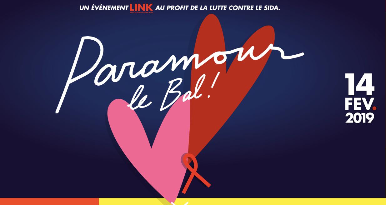 Paramour le Bal Saint Valentin 2019 Paris