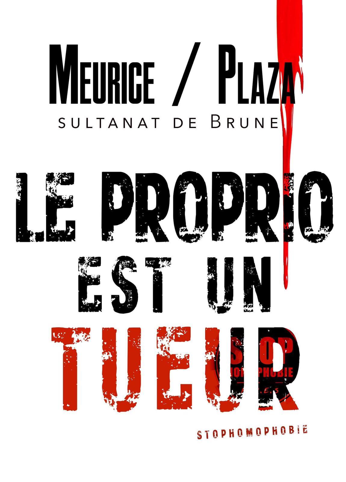 Boycott des hôtels appartenant au sultanat de Brunei